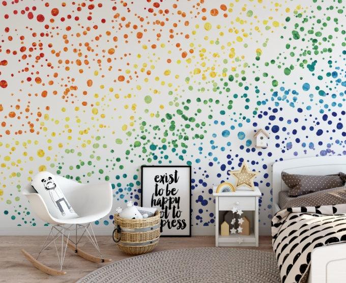 Details about  /3D Watercolour kuhfarm M528 Wallpaper Wall art self adhesive Debi Coules Amy show original title