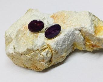 Rhodochrosite 5\u201d Stars Purple Spiny Oyster