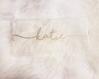 Custom Name Phone Case