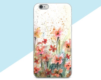 Samsung Galaxy S8 Case, Flower Phone Case, Samsung Galaxy S7 Case, iphone 7 Plus Case Floral, Floral Phone Case, Samsung Galaxy S8 Plus Case