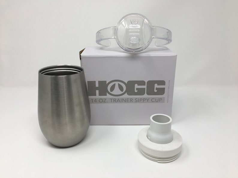 HOGG™ 14oz / 8oz Trainer Sippy Cup adapter