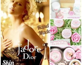 Body butter Branded Vibrant perfume | Hand cream | Foot cream | Massage oil | Organic vegan | Whipped body butter