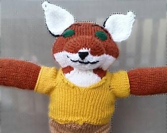 Mr. Fox Pattern