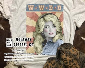 d0f58663323ac Dolly parton tshirt