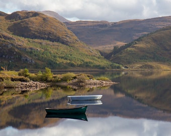 Stillness, Highlands style