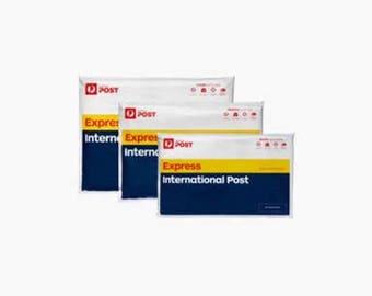 International Express Shipping (4-7 business days)
