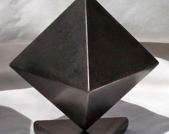 Spinning Octahedron