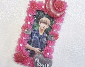 BTS V/Taehyung iPhone 6/7 Decoden Case