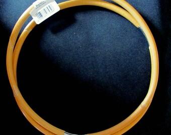 Bag handle, bamboo rings Ø 20 cm
