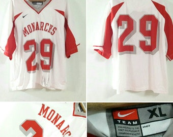 Monarchs Nike Jersey hockey ice size xl no 29 sportwear sport fashion /