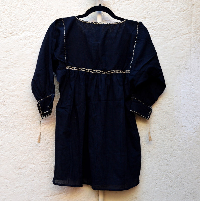 Handmade Blouse from Mexico