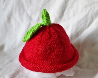 Fruit and Vegetable baby/kids beanie