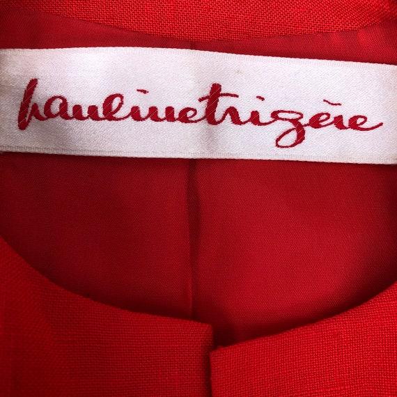 Vintage Red Haulinetrigere Jacket   Pauline Trige… - image 7