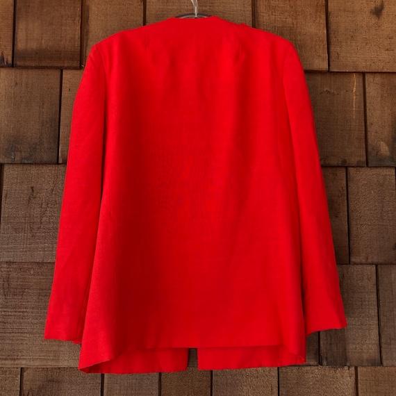 Vintage Red Haulinetrigere Jacket   Pauline Trige… - image 6