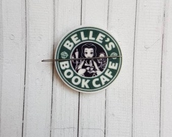 Belles Book Cafe Etsy