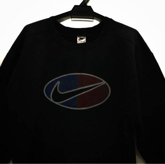 Football Logo Big USA NIKE Jumper In Rugby Vintake Made Tennis Swoosh Sweatshirt wx6qY1Bn0I