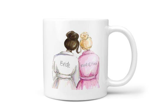 Wedding Gift Ideas From Maid Of Honor: Wedding Gift For Bride Bride Gift Maid Of Honor Gift