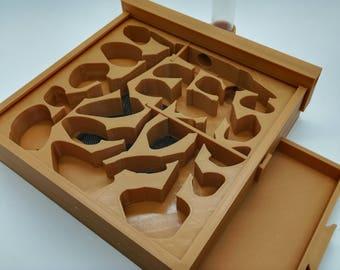 """MEGA 6"""" EXPANDING Ant Formicarium Nest"""