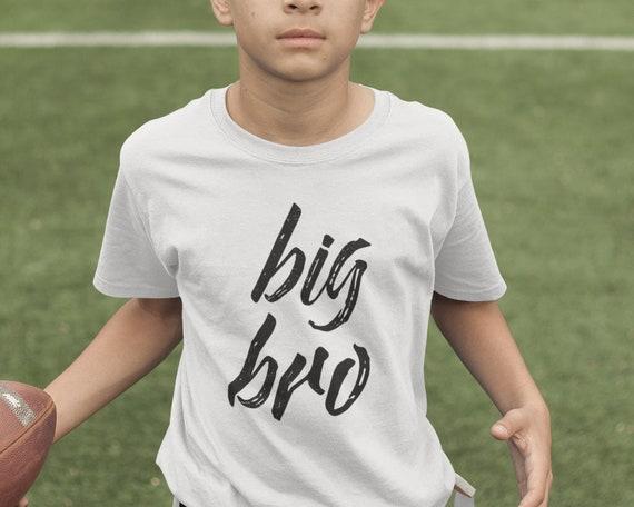 59bfd9a2 Big Bro Shirt Big Bro Gift Big Brother Shirt Brother | Etsy
