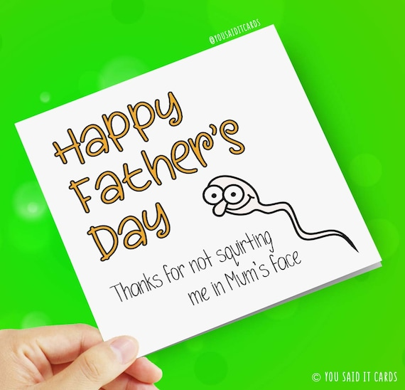 Happy Fathers Day Creampie