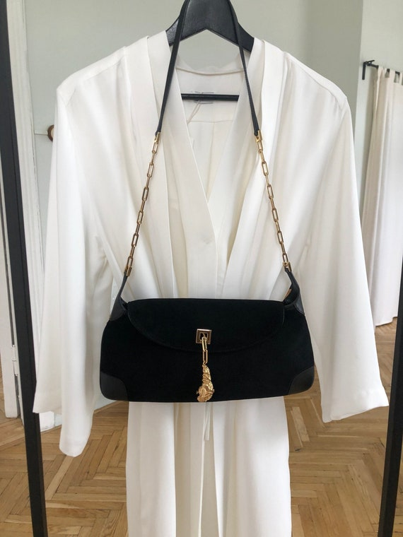 Gucci Panther black bag