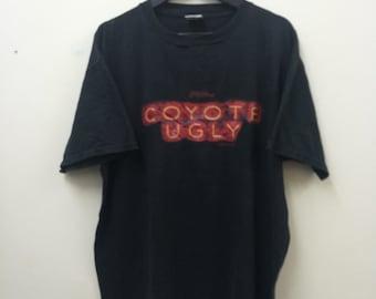 806c3f921070 Vintage COYOTE UGLY Movie Tshirt Size L