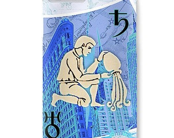 AQUARIUS - January 20 / February 18 New York Astro theme