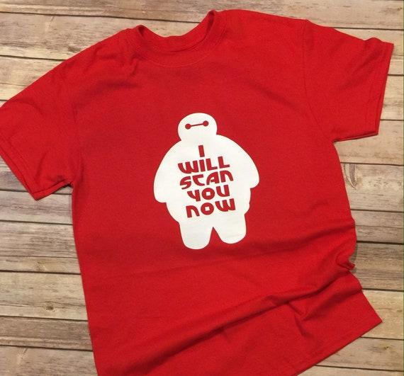 e7c661625 Baymax Big Hero 6 Shirt Disney Shirt Disney Toddler | Etsy