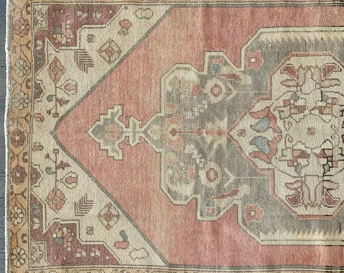 """Vintage Turkish Rug - 7'8"""" x 4'0"""""""