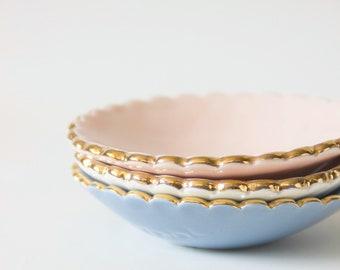 Pastel Porcelain Ring Dish