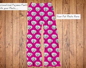 Personalized pajama pants 7c9ffccc5