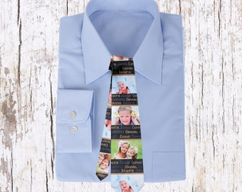 personalized ties etsy