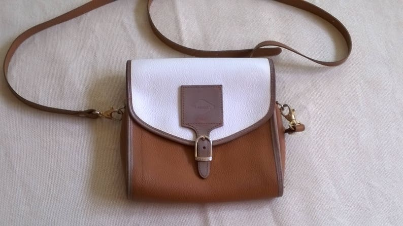 b5a2cfc20d06 I SANTI ITALY  Leather Bag Crossbody Bag I Santi Designer