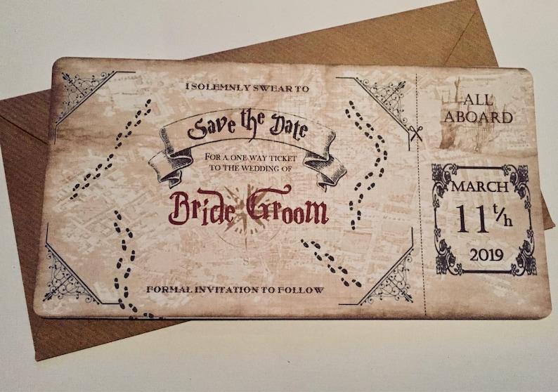 sla de datum wizard thema bruiloft uitnodiging kaart stijl image 0