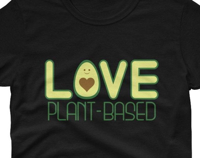 Love Plant Based - women's t-shirt