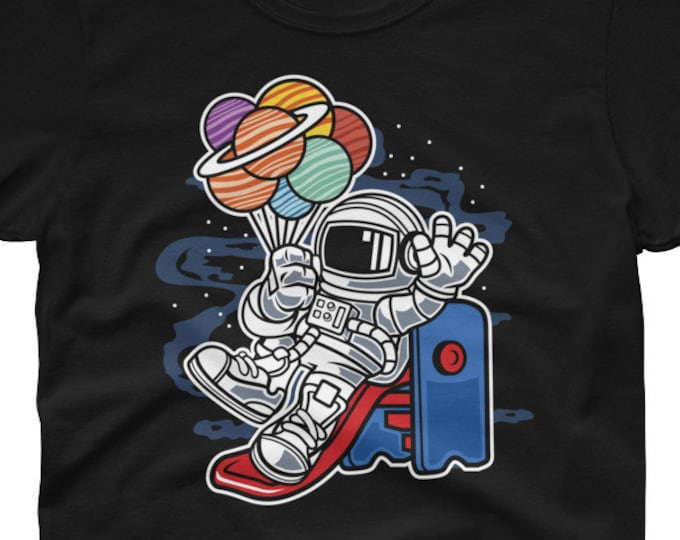 Space Slider Women's t-shirt