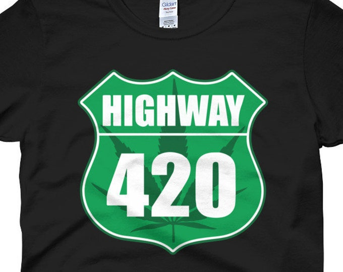 420 Highway Women's t-shirt