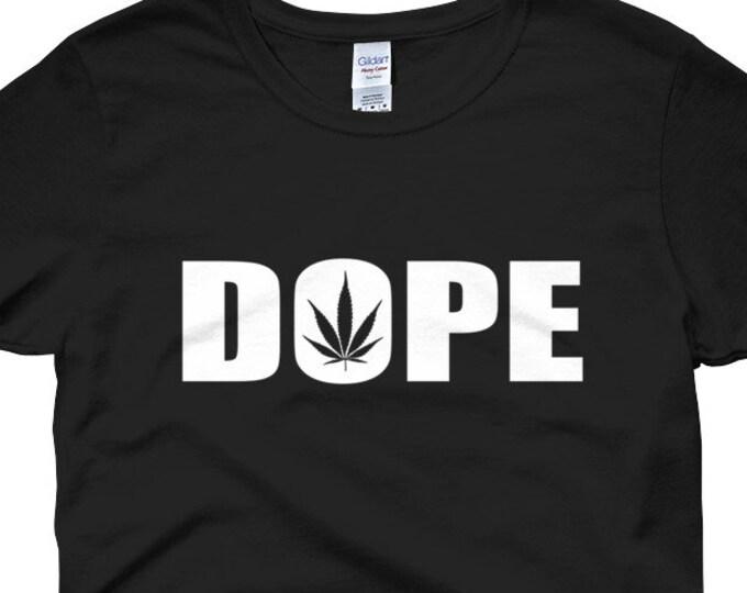Dope Women's Weed t-shirt
