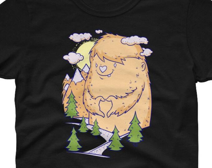 Love Mountain Women's short sleeve t-shirt