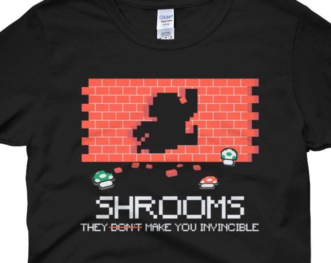 Mario Shrooms Women's t-shirt