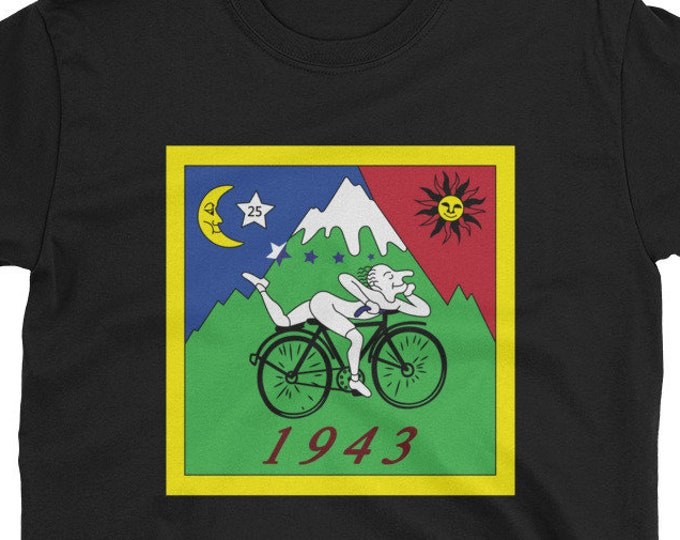 Hoffman Bicycle Trip t-shirt