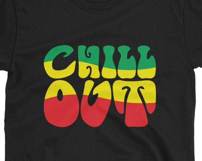 Chill Out Rasta t-shirt