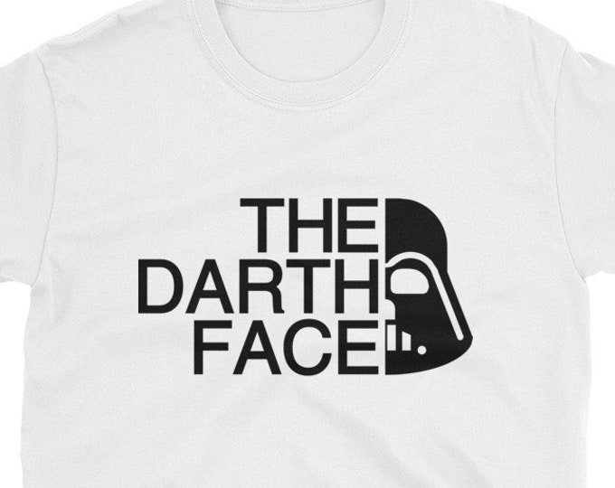 The Darth Face - funny star wars t-shirt