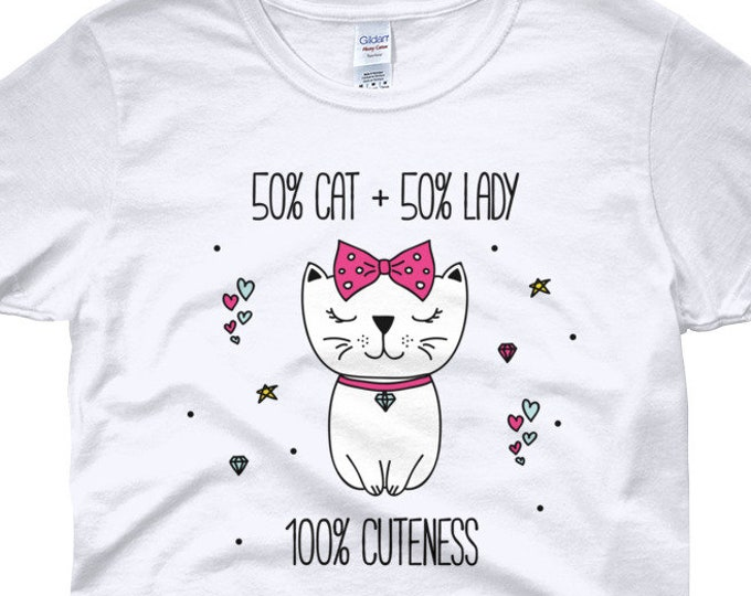 Cuteness Cat Women's t-shirt
