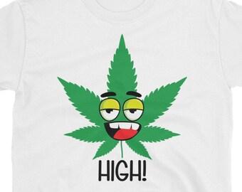 High 420 Unisex T-shirt