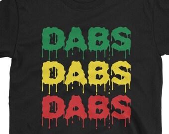 Dabs - Rasta T-Shirt
