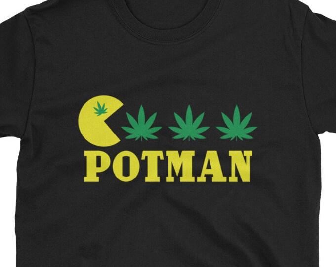 Potman 420 Weed t-shirt