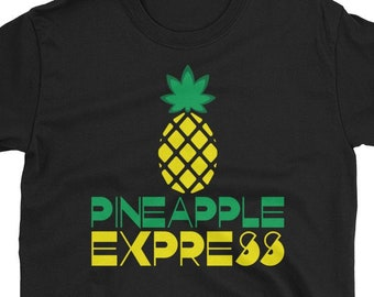 Pineapple Express 420 Weed T-shirt