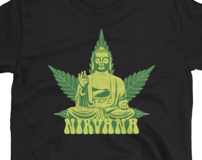 Nirvana Buddha 420 T-Shirt