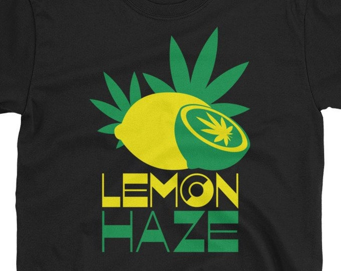 Lemon Haze - 420 Weed t-shirt